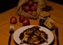 Γλυκόξινη Σάλτσα  Άγριου Δαμάσκηνου ή Άγριου Κορόμηλου (ελαφρώς πικάντικη)