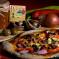 """Νηστίσιμη Πίτσα με """"Σάλτσα Ντομάτας με Λαχανικά Κήπου"""""""