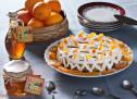Τούρτα Πορτοκαλιού αρωματισμένη με «Τα Χρυσά Μήλα Των Εσπερίδων»
