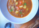 Goulash Σούπα
