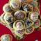 Πολύχρωμα Τρουφάκια με γλυκό κουταλιού πορτοκάλι « Μέλιντρα»